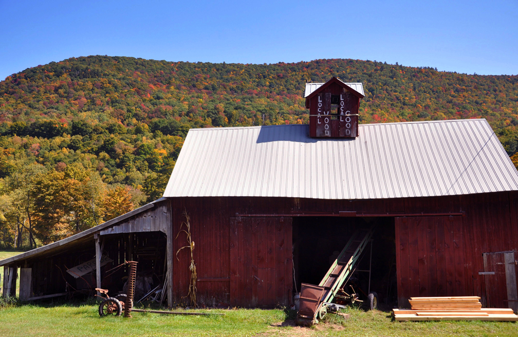 9 Vermont Scenic Fall Drives Beyond Route 100