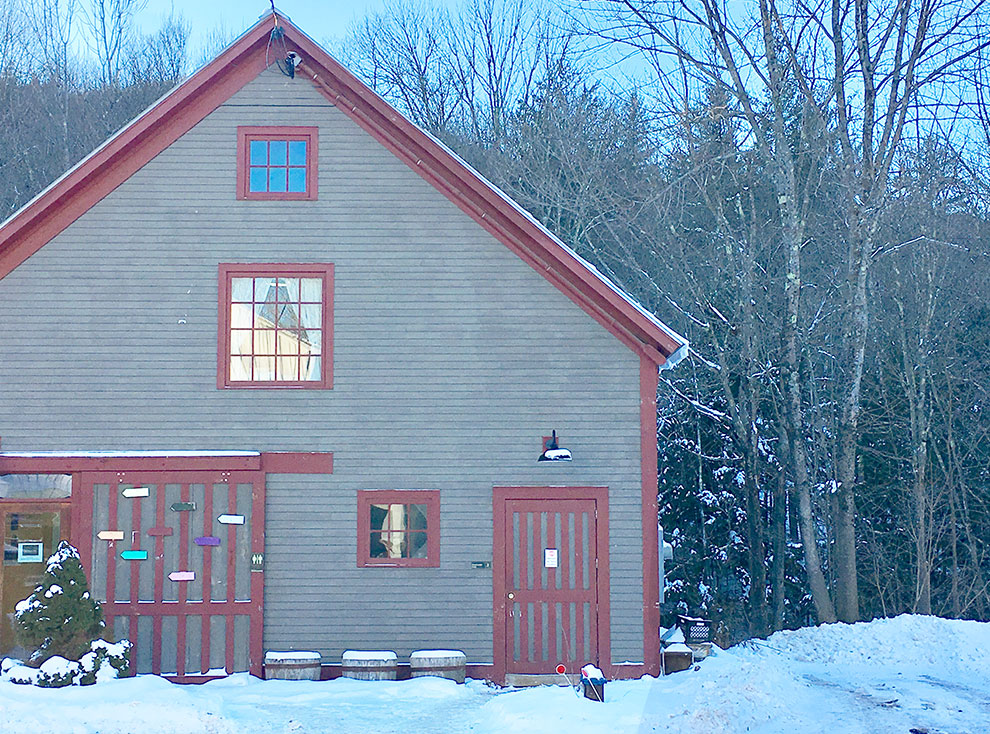 best vermont winter towns