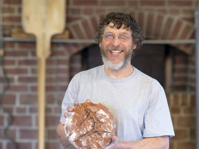 Happy Vermonters: Charlie Emers Bakes with Curiosity and Purpose
