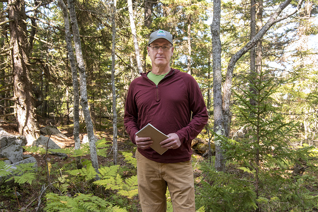 Happy Vermonters: Forester Mike Snyder Gets Primed for Vermont's Most Colorful Season