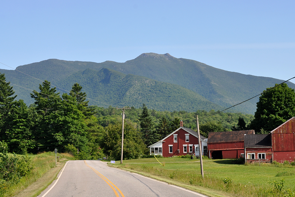 Scenic Vermont Summer Drives
