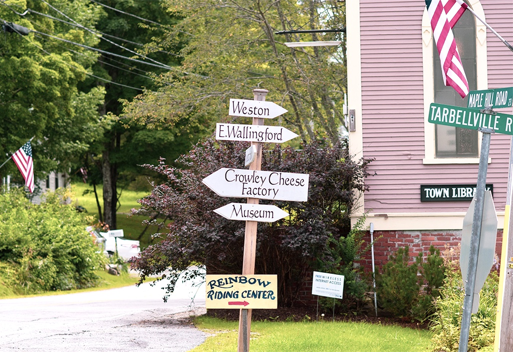 visit mount holly Vermont